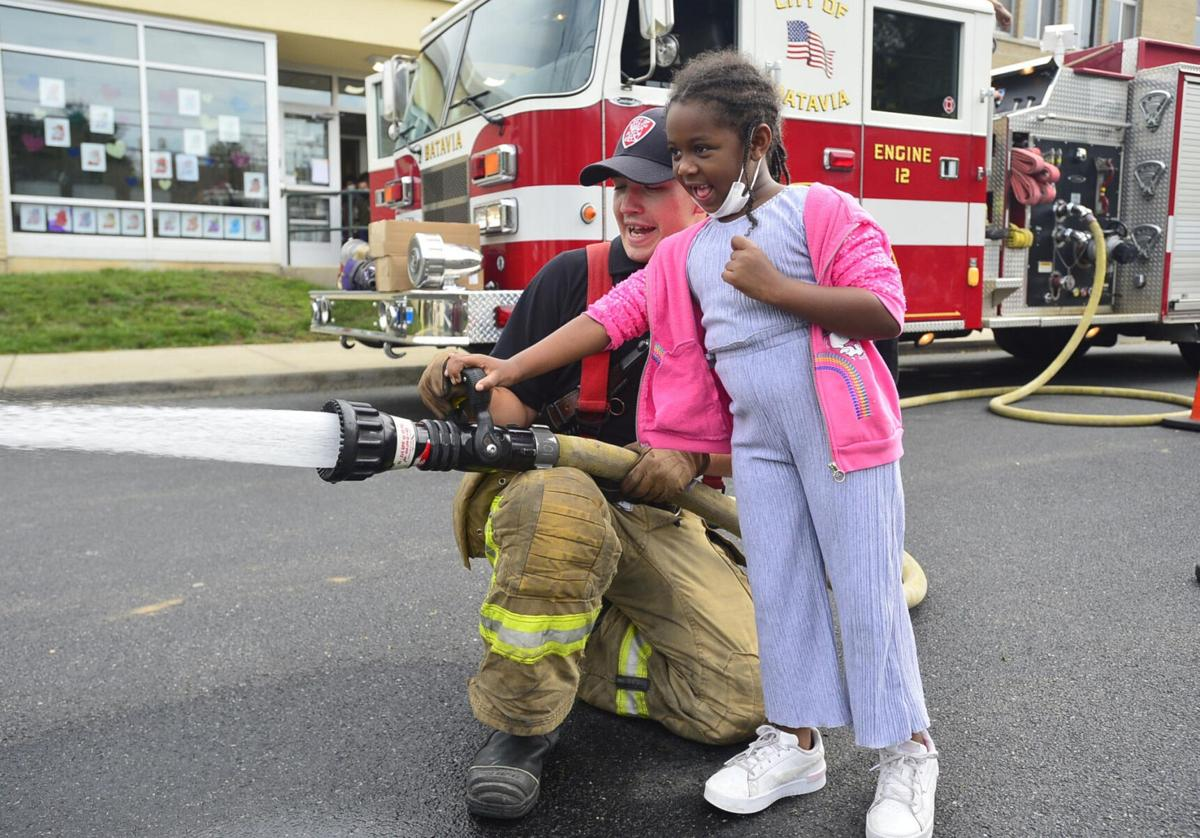 Fire safety lessons for students at early age