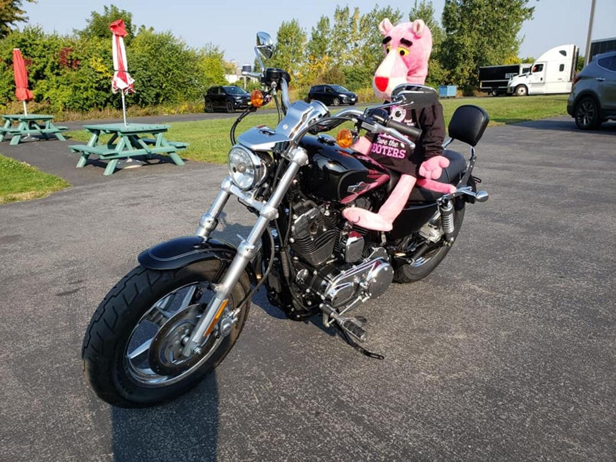 'Save the Headlights' ride aids cancer group