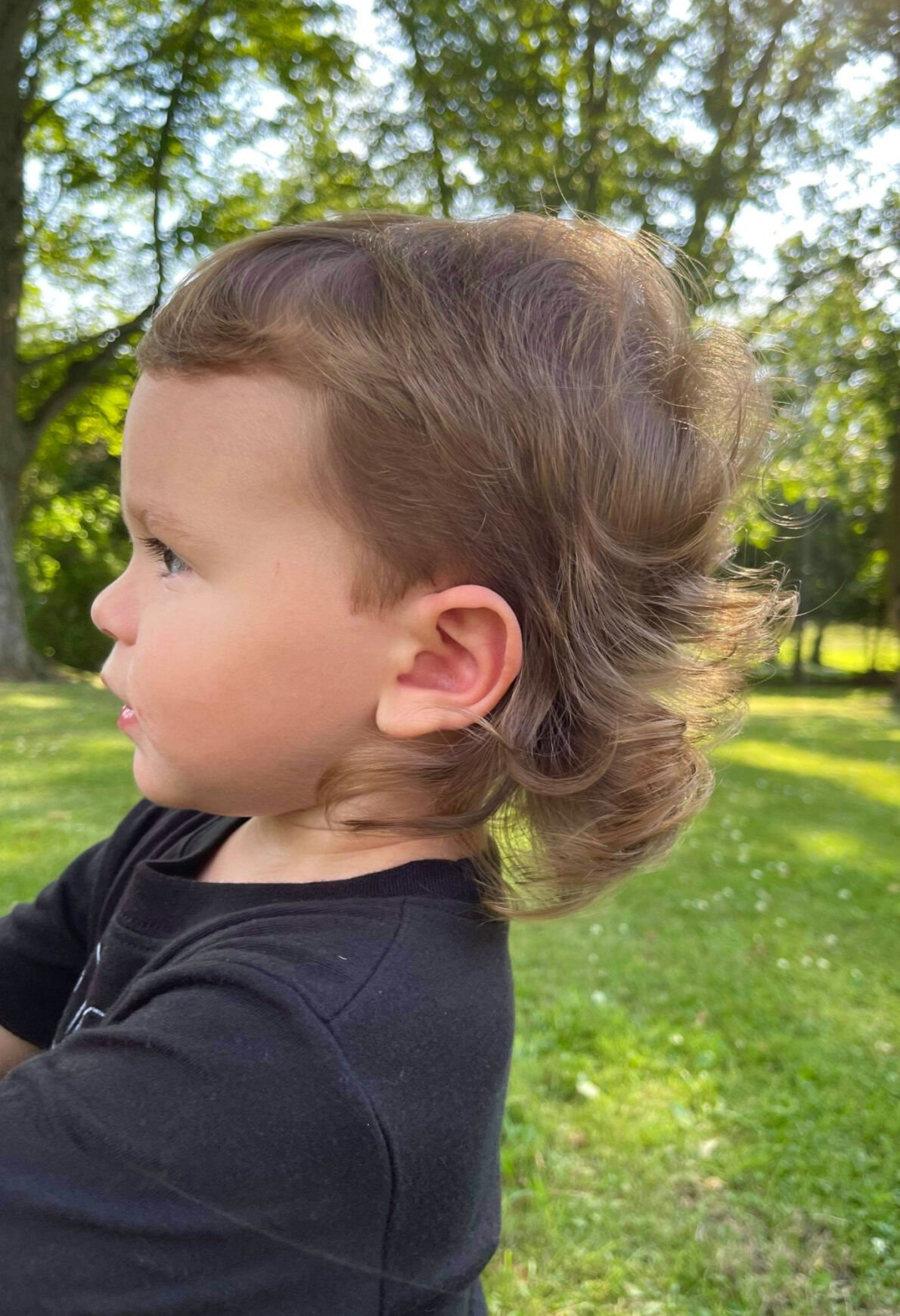The mullet returns '80s hairstyle is making a comeback