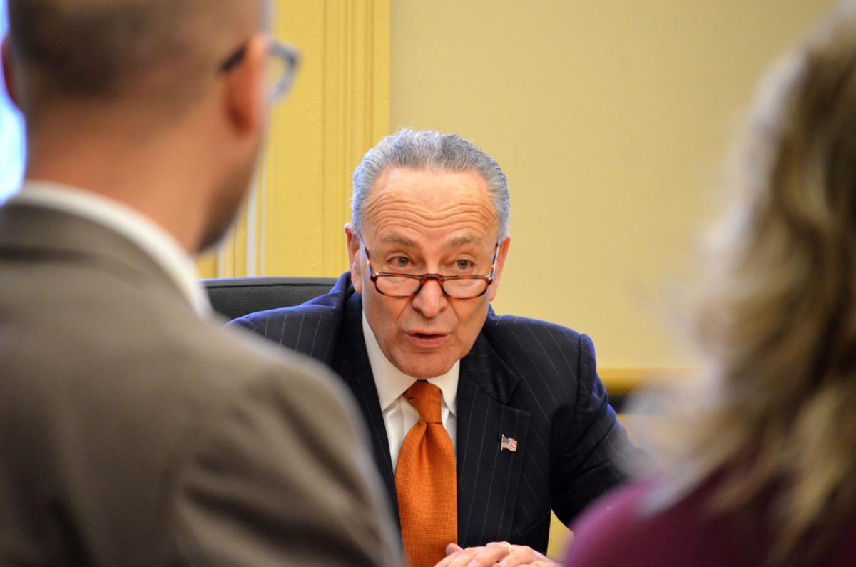 Schumer asks for FDA clarity