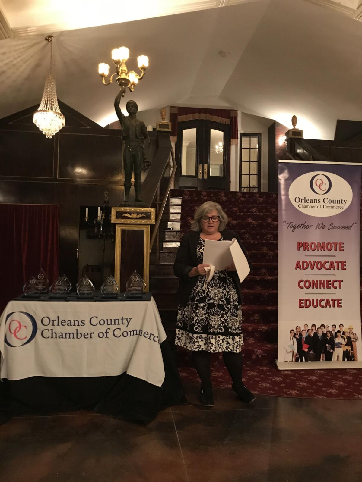 Orleans County gives 2020 Chamber Awards