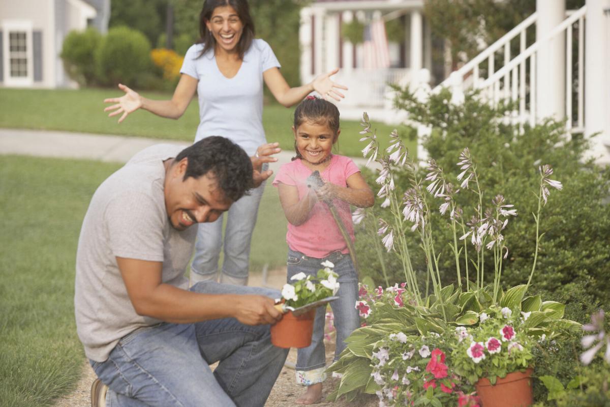 A site plan can improve your garden