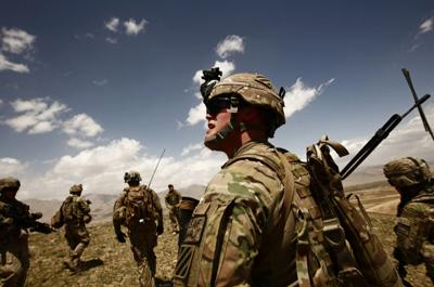 At last, an end to US deployment in Afghanistan