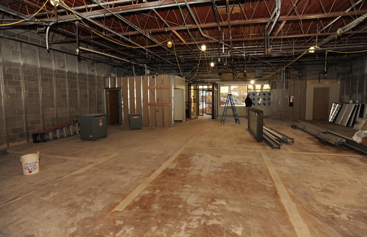 Batavia Players space waits on completion
