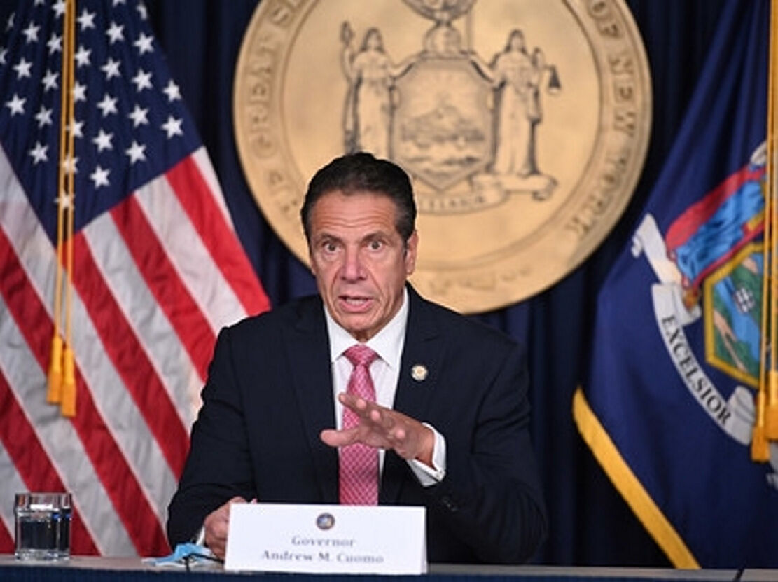Cuomo issues new limits for COVID hotspots