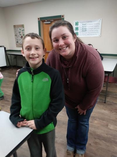 4-H is a family activity