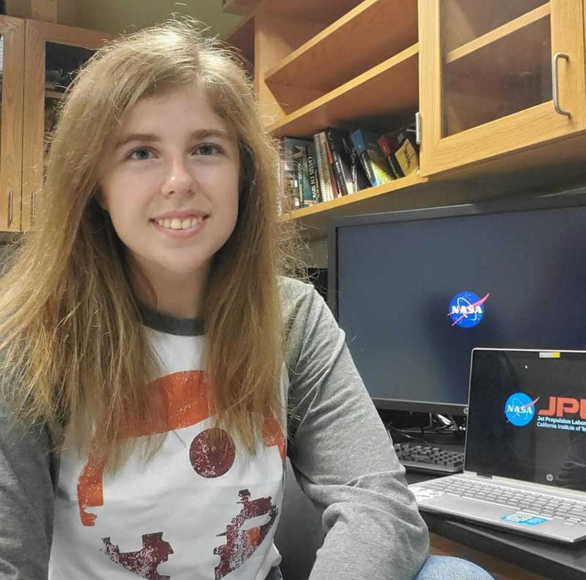SUNY Geneseo students' work impacts NASA Mars missions