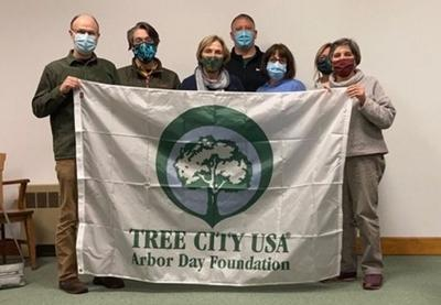 Perry is a 'Tree City' again