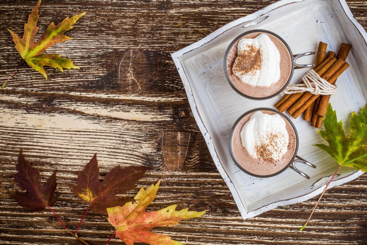 A fun hot chocolate recipe