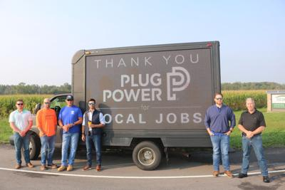 Rochester, Buffalo building trades reps show support for Plug Power