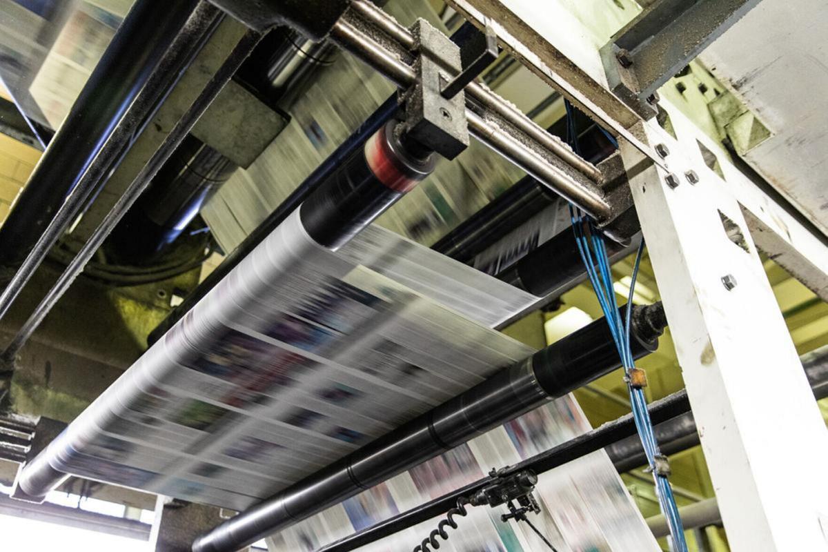 Newspaper companies fight recycling bill