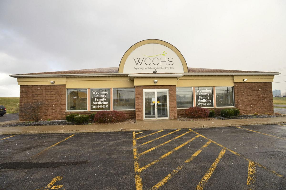 WCCHS opens family practice in Perry