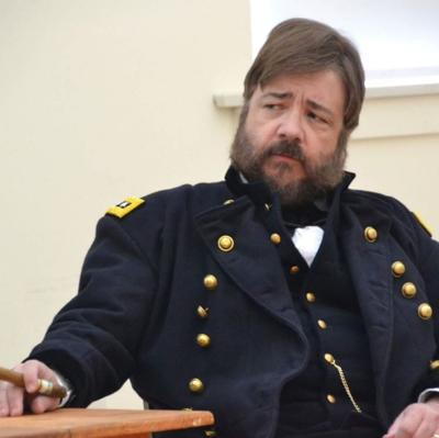 One-act play to feature General Ulysses S. Grant