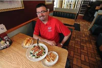 Signature Dish: Souvlaki salad is star at Settler's Restaurant in Batavia