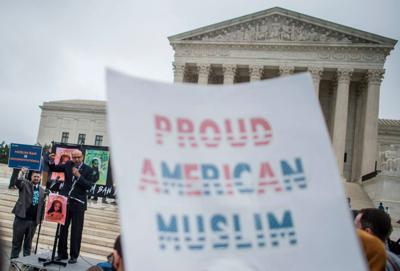 Bias against Muslims must end
