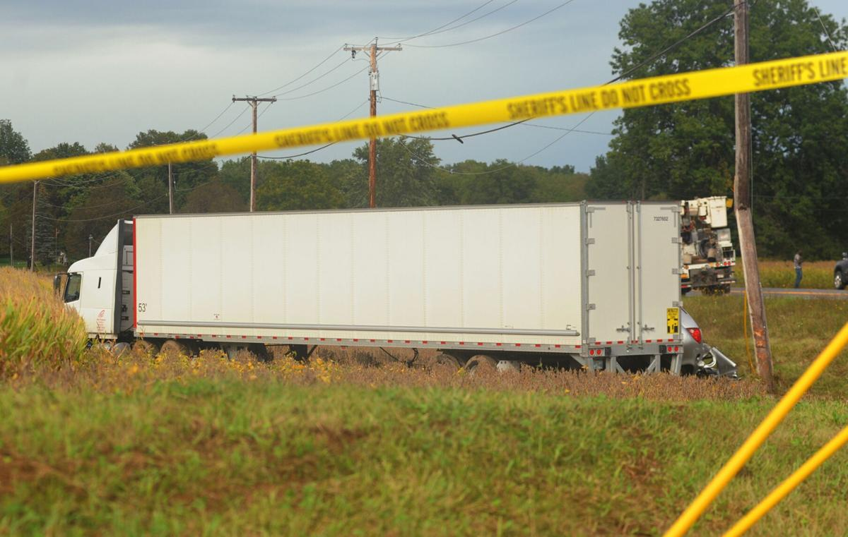 Fatal collision in Pembroke