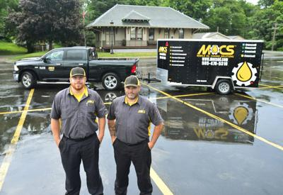 Holley brothers bring oil changes