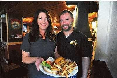 Signature Dish: Warsaw's Amber Lantern has burgers with family ties