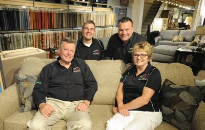 Multiple generations oversee Harding's Furniture success
