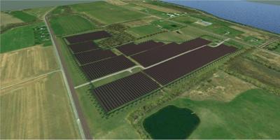 Developer wants 40-acre array in Geneseo