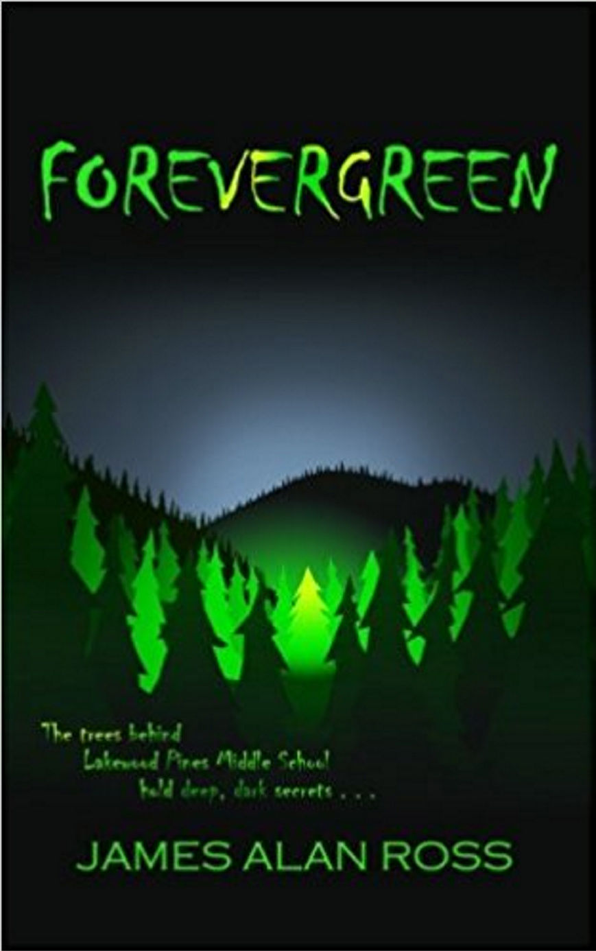 Spencerport gets 'creepy' in young adult book, 'Forevergreen'