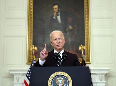 Biden's unforced COVID miscues