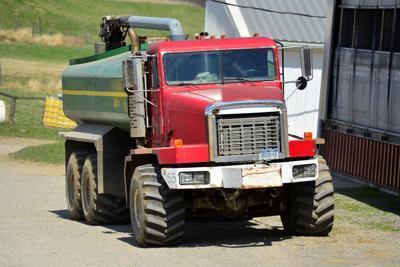 Workshop focuses on farm trucks