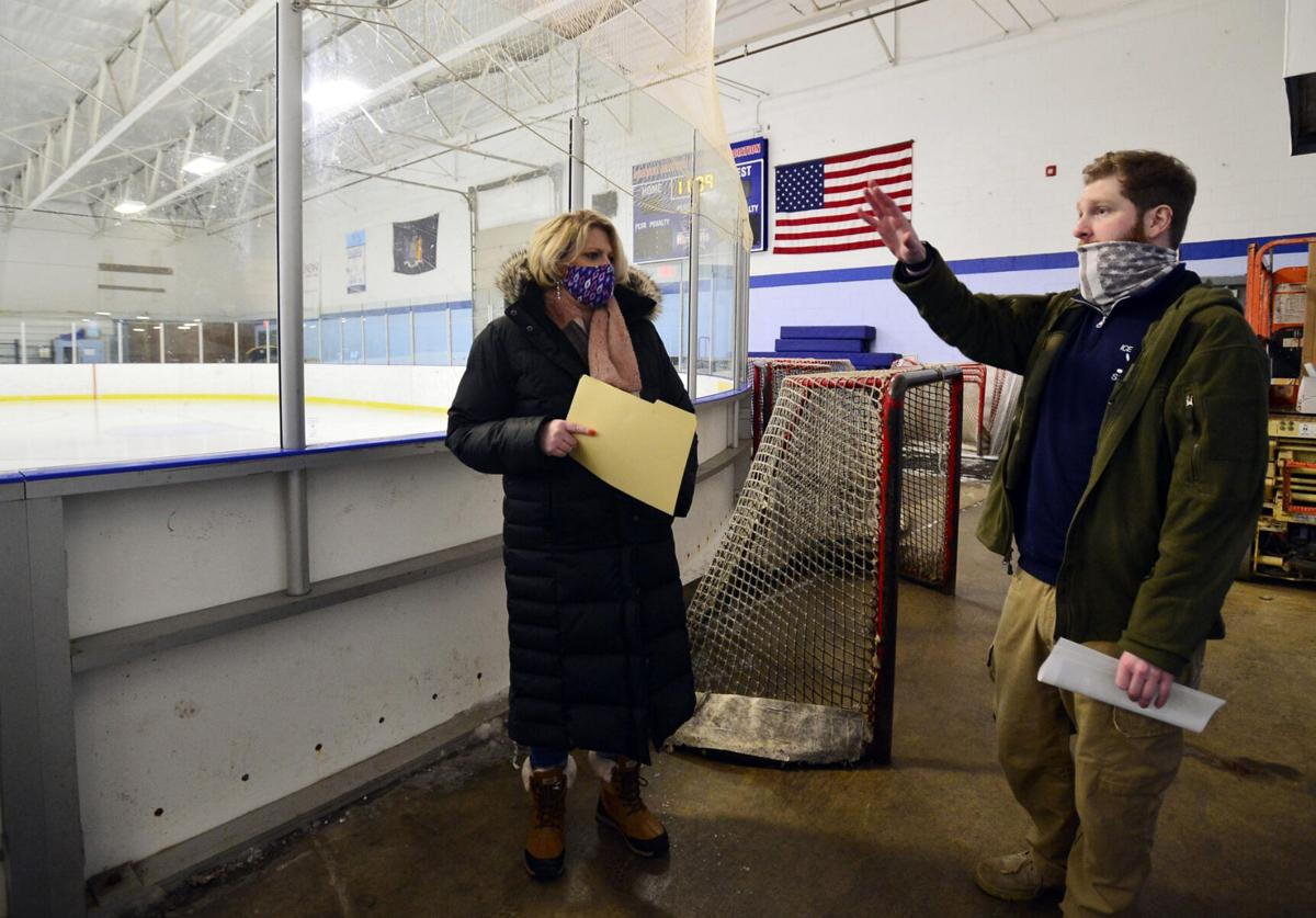City facing long-term decisions on Falleti Ice Arena