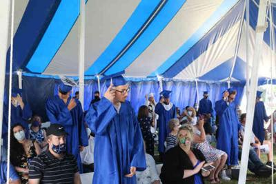 BHS making graduation plans
