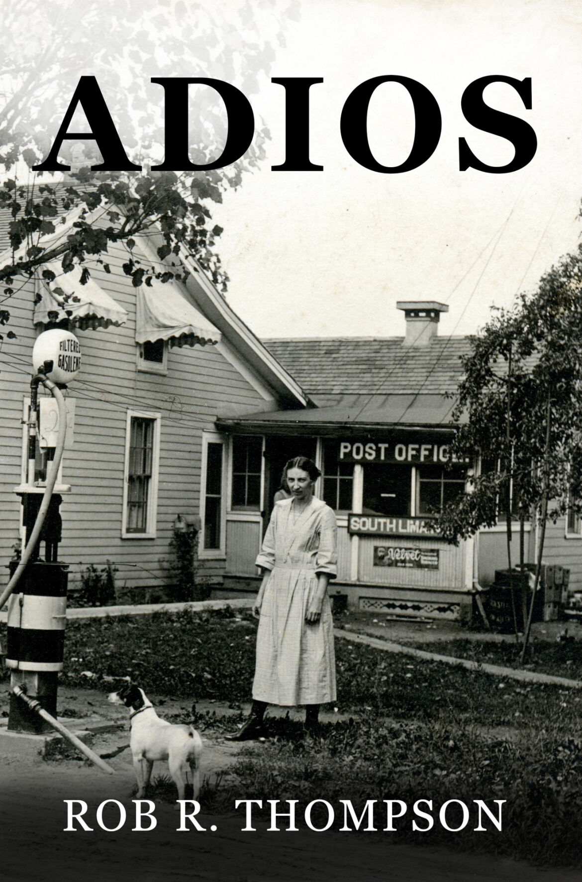 Author explores hometown history 'Adios: History of South Lima' set for July 5 release