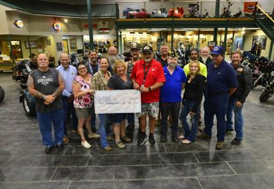 Abate supports area veterans