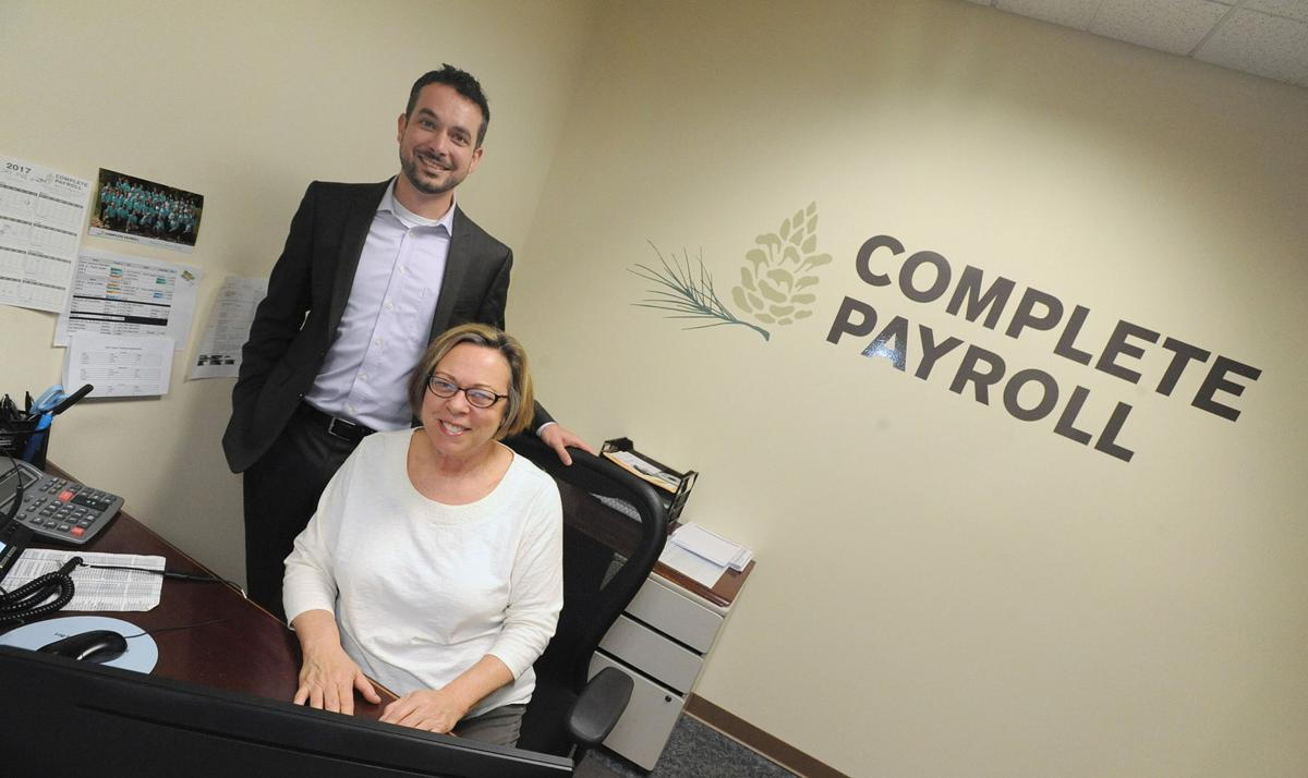 Perry business's honors grow over time Once named Wyoming County Chamber's Small Business of the Year, Complete Payroll now earns Large Business award