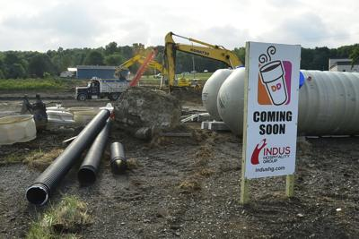 Dunkin' outlet planned for Warsaw