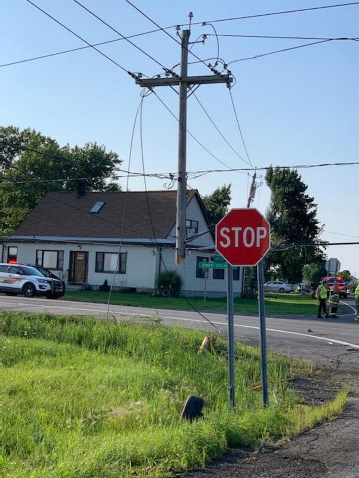 Medina man charged after wild crash