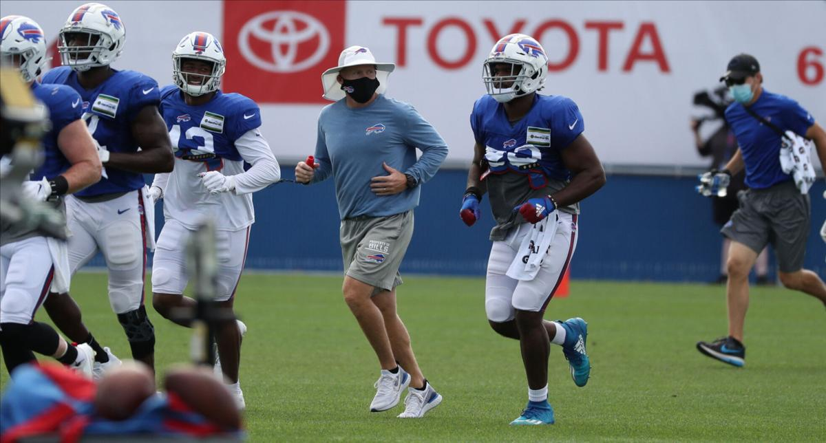 Without a preseason, Bills to host intrasquad scrimmage Thursday
