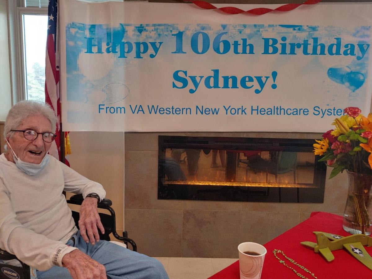 Batavia VA resident celebrates 106th birthday virtually