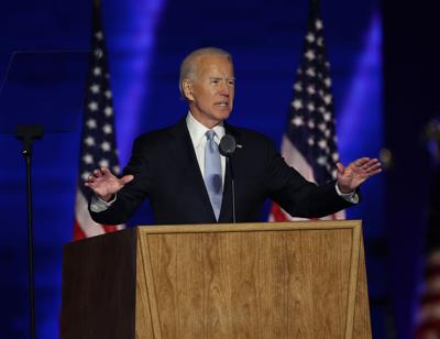 What Biden must do as president and president-elect