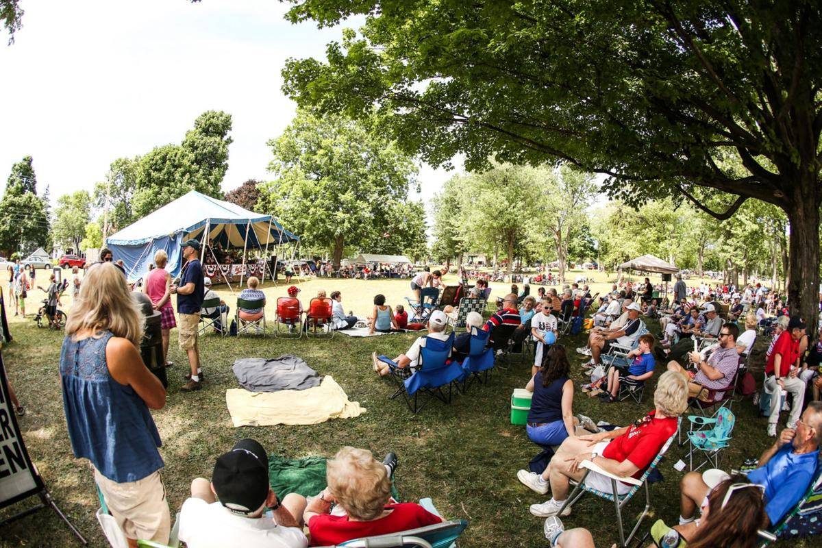 Many local events over Independence Day weekend