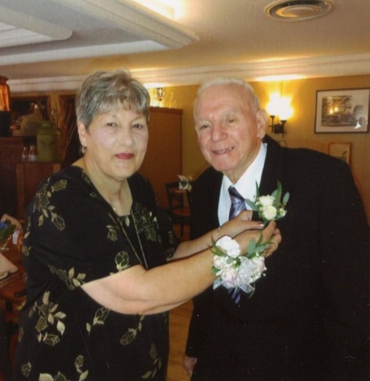 Robert and Suzanne Berardini