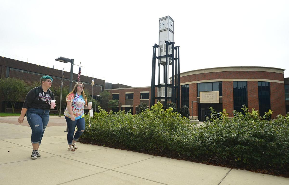 SUNY enrollment hits historic lows