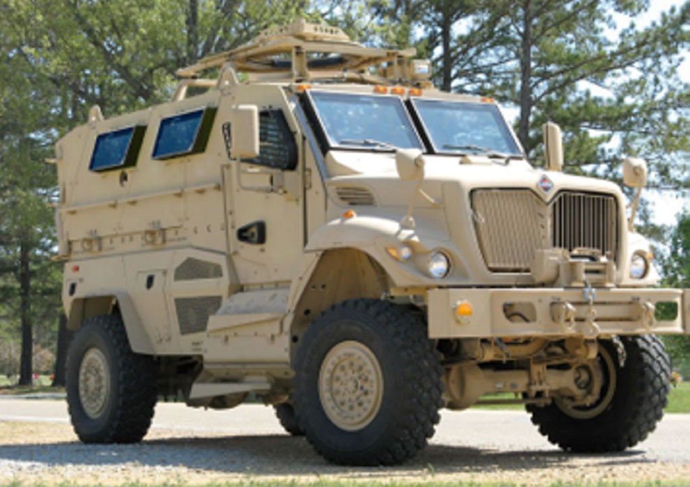 Batavia Police Department proposed armored vehicle will go to City Council vote