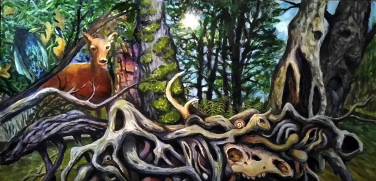 Art show goes virtual