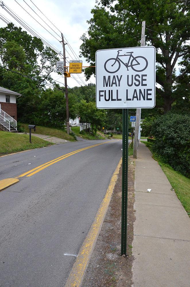 May Use Full Lane