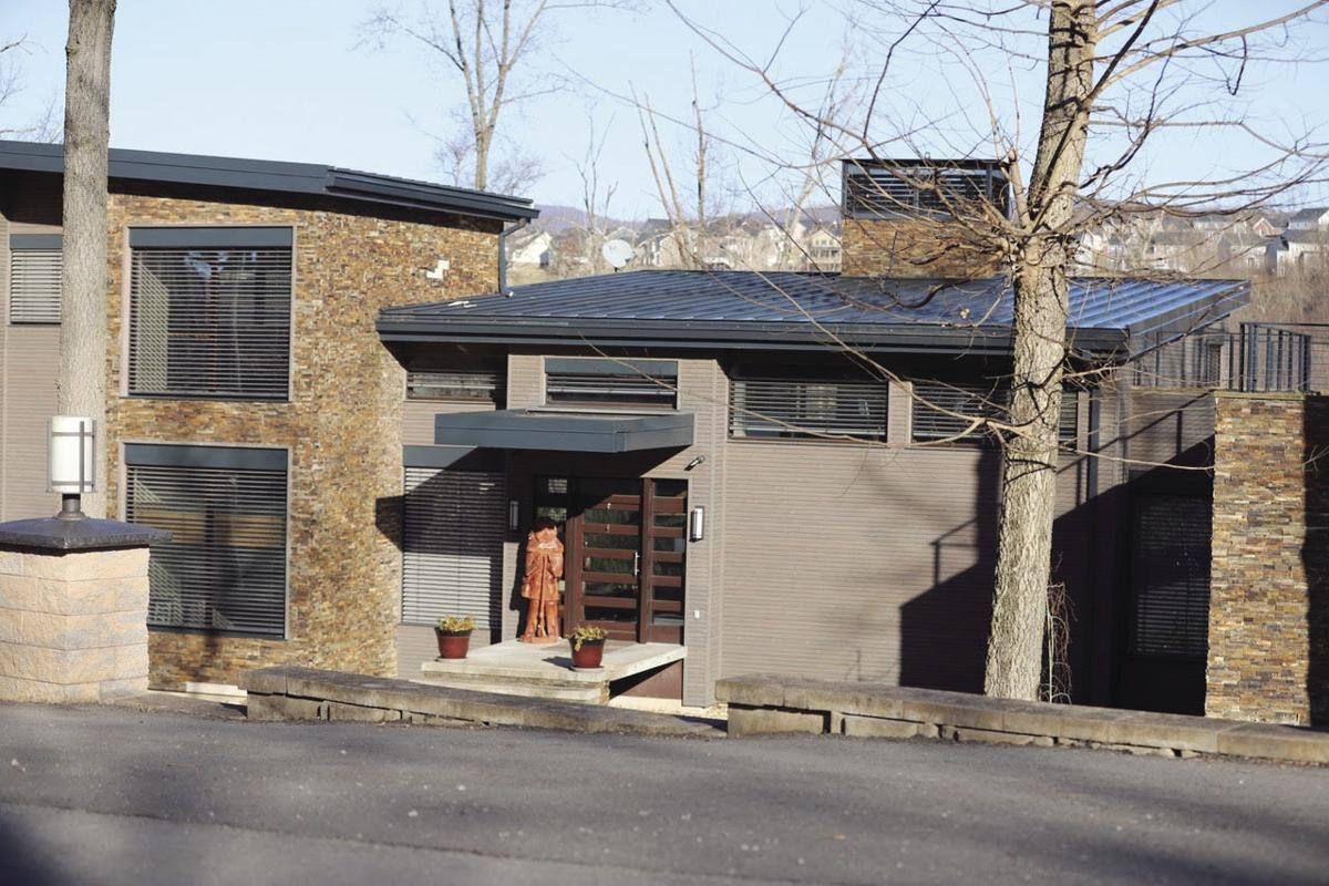 holgorsen's house