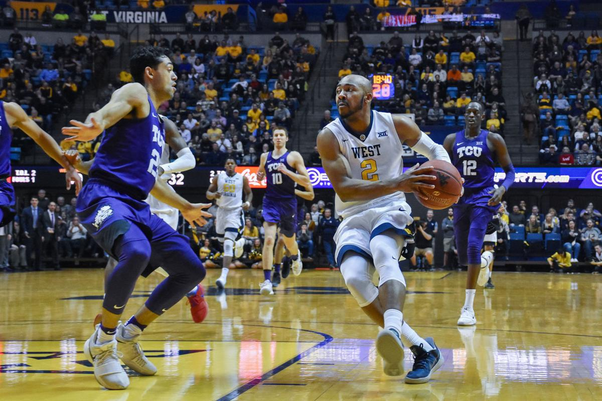 622499a2234 Jevon Carter drafted by NBA s Memphis Grizzlies
