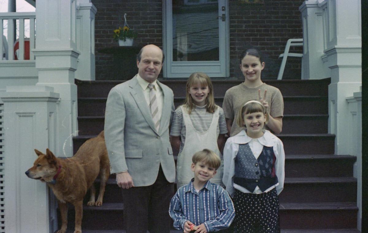 Graber Family Photo