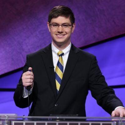 Ryan Bilger on 'Jeopardy! Tournament of Champions' 2021