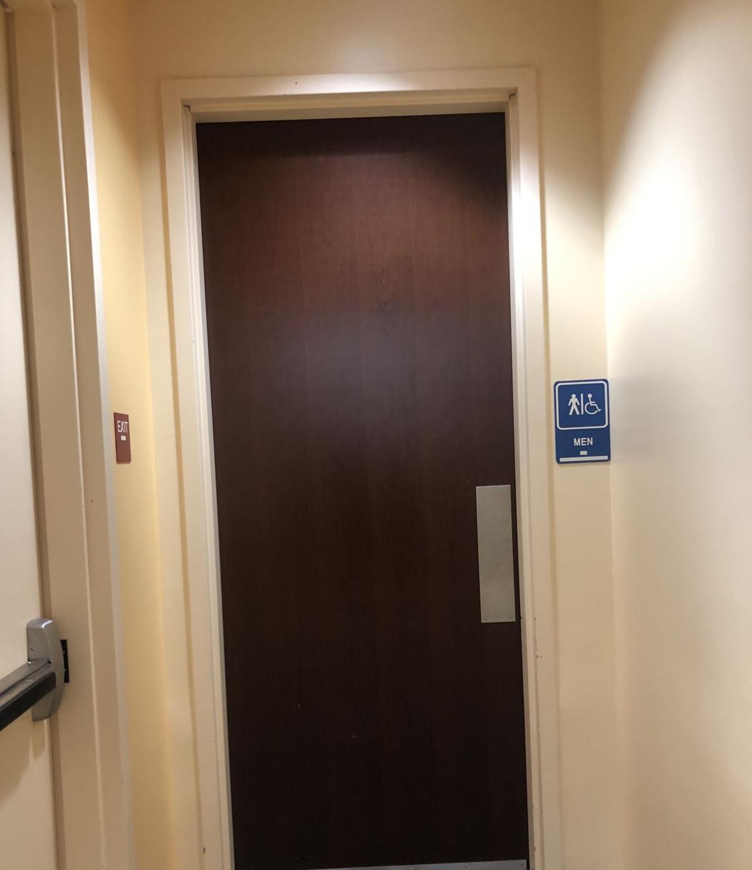 annoying door