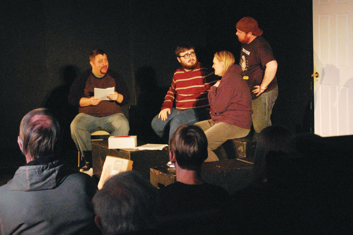 The One-Act Play Festival