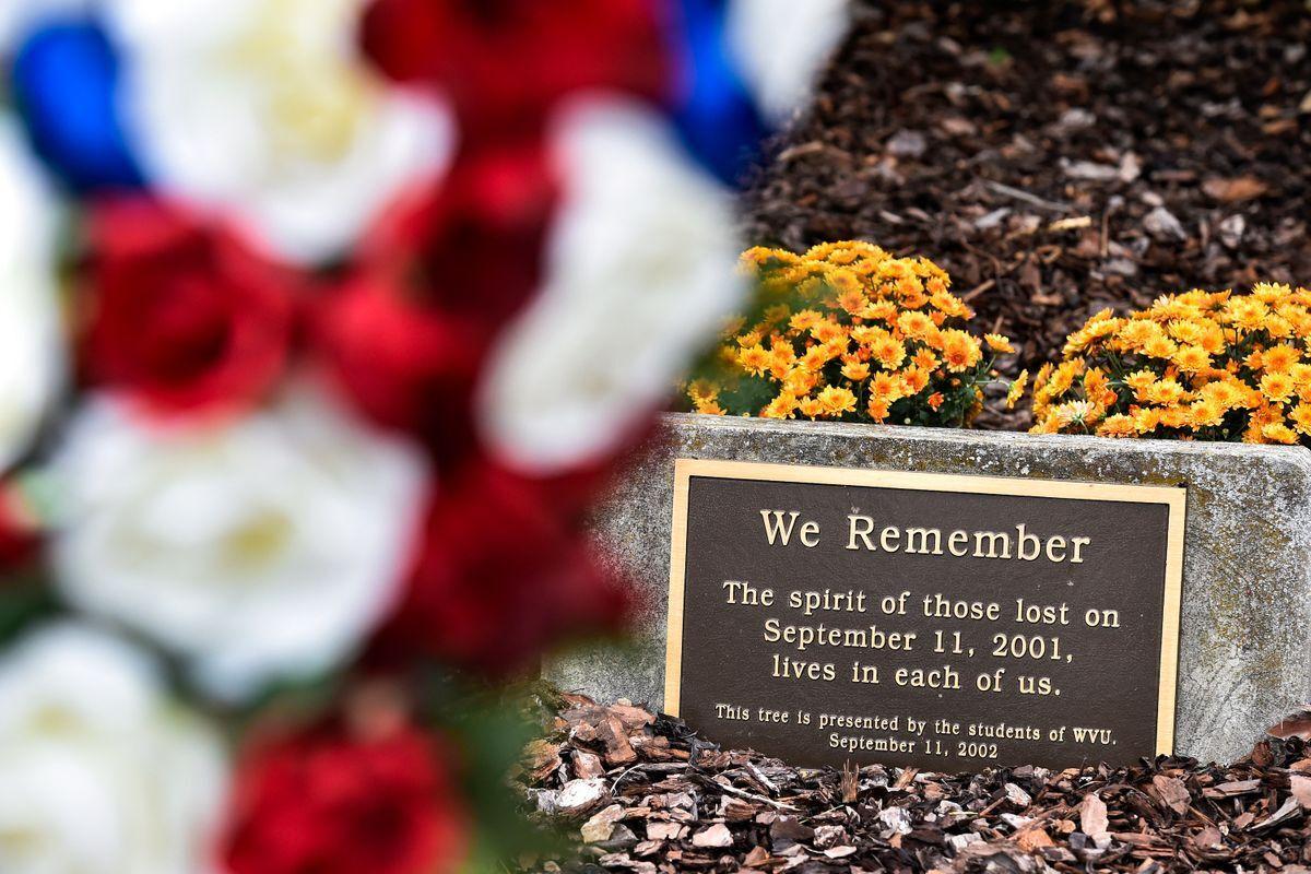 9/11 WVU memorial